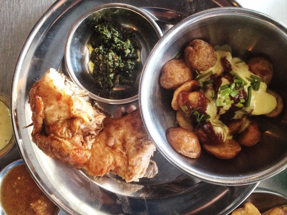 Senor Pollo Quezon City roast chicken