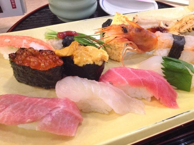 Sushi Zanmai Tsukiji Top 10 Foods You Must Eat in Tokyo