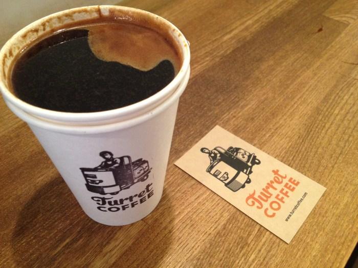 Turret Coffee Tsukiji Tokyo