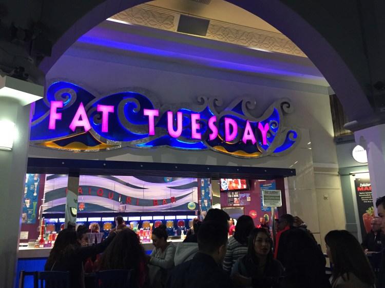 Fat Tuesday Las Vegas