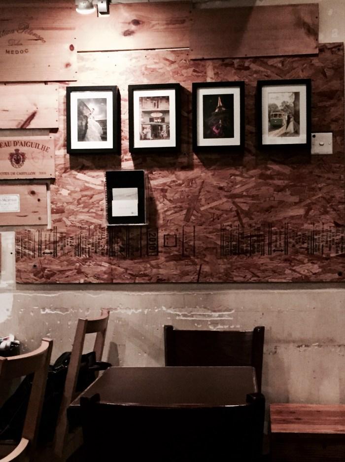 Cafe Corridor