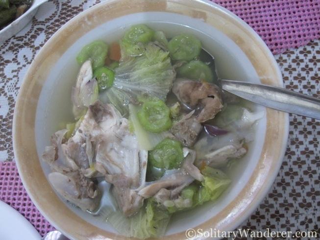 Dishes to try Philippines fish tinola