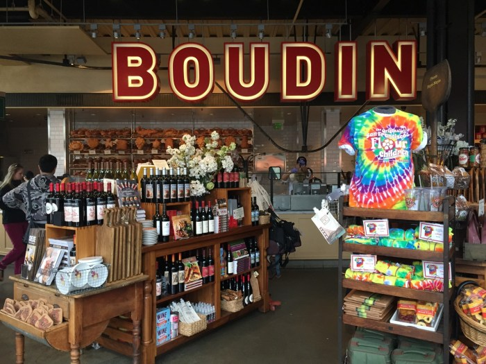 Boudin Bakery San Francisco 2
