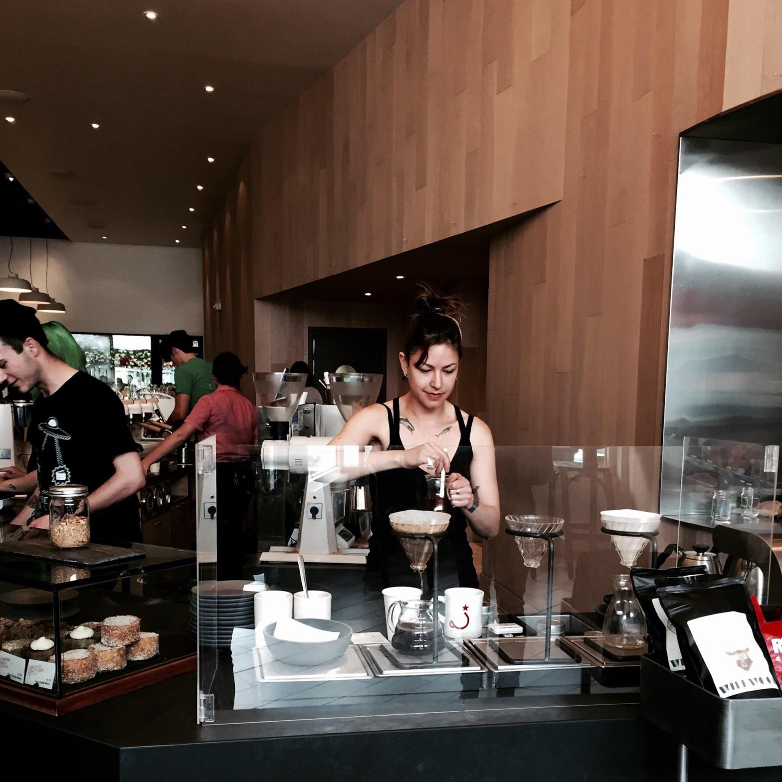 Ritual Coffee Roasters San Francisco