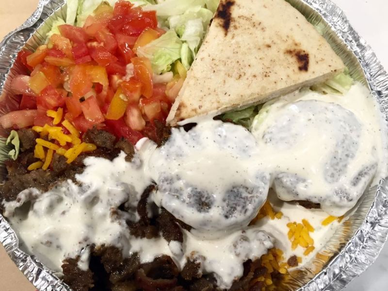 The Halal Guys Philippines menu 3