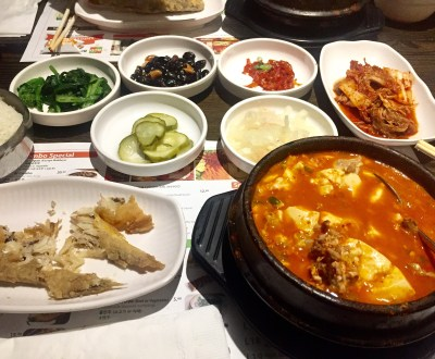 BCD Tofu House NYC