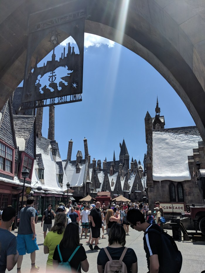 harry potter world universal studios orlando florida 13