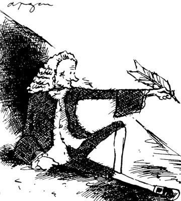 Voltaire dieu FC 112s