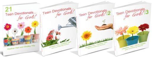 Teen Devotional Books