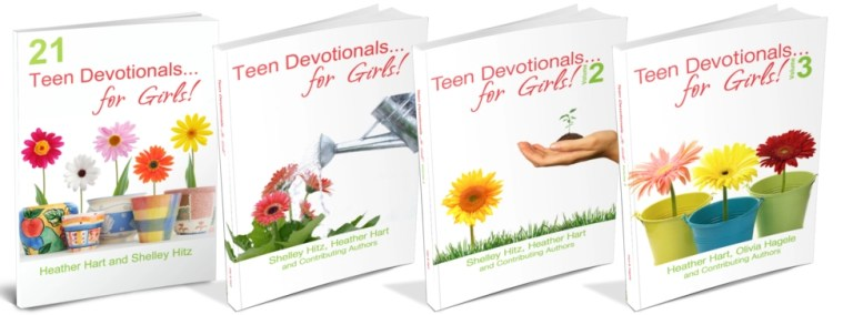 Teen Devotionals for Girls