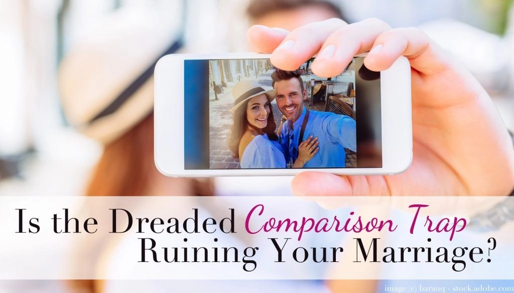 Madison Weaver on how the comparison trap affects our marriages