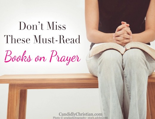 Don't miss these must-read books on prayer