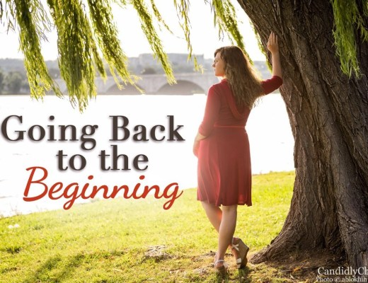 Going back to the beginning with Jesus