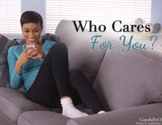 Who cares for you while you care for everyone else?