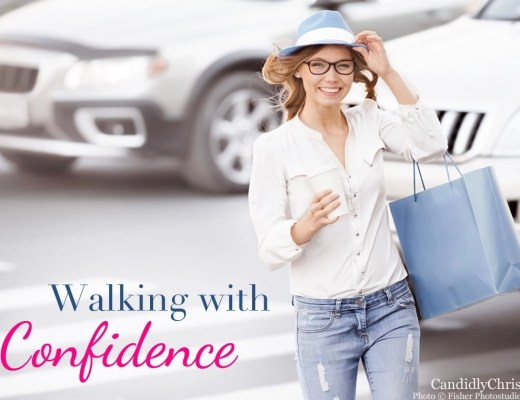 Walking with Confidence