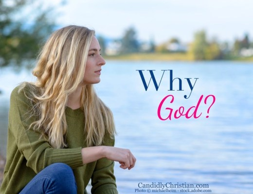 """Have you ever been left asking God, """"Why?"""" Jaime has."""