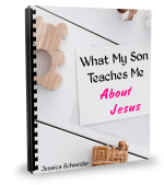 What My Son Teaches Me About Jesus
