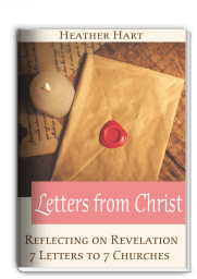 Letters from Christ by Heather Hart