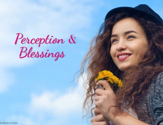 Perception & Blessings with Sheila Rhodes