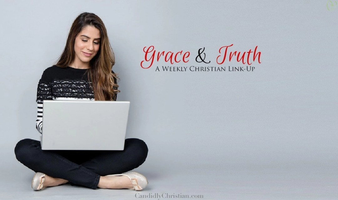 Grace and truth and a parenting link up