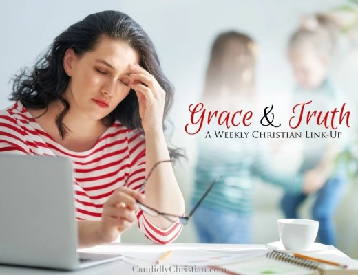 Grace, Truth, and Inturruptions on Candidly Christian.