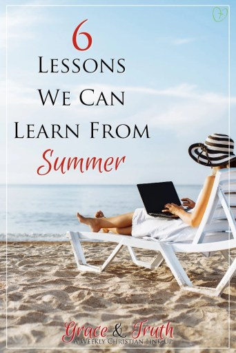 6 Lessons Rebecca Hastings Learned This Past Summer