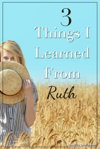 3 things I learned from Ruth