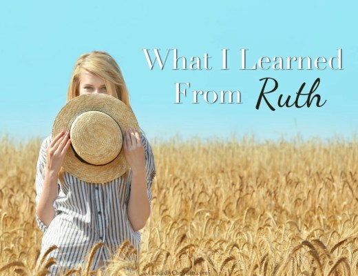 What I Learned from Ruth