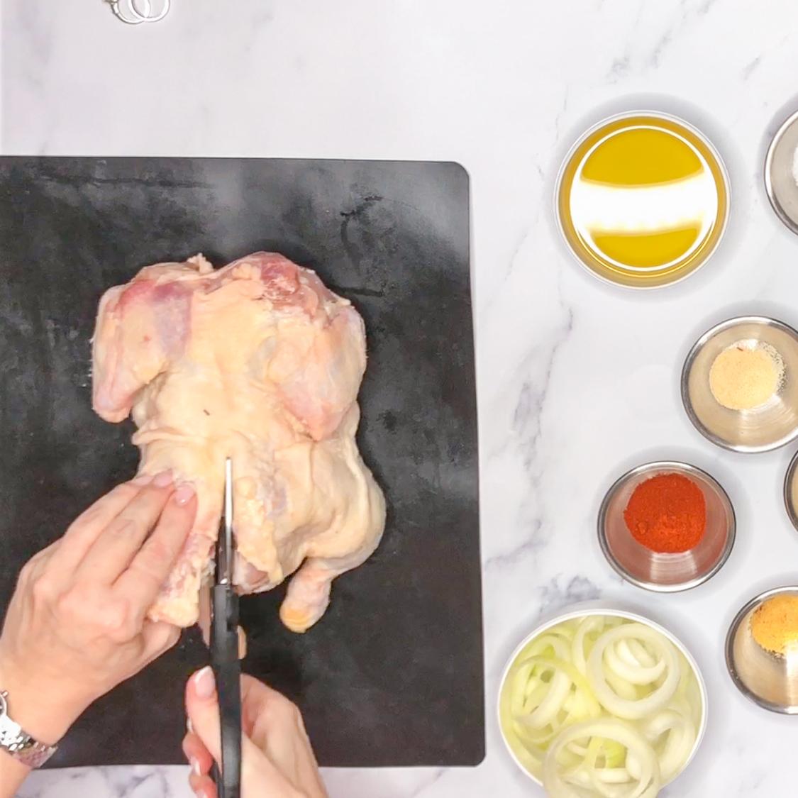 Sheetpan Chicken