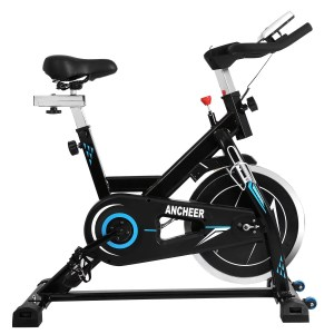 Best cardio machine for weight loss ANCHEER Exercise Bike