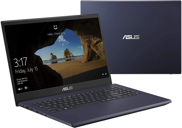 ASUS Vivobook K571 Gaming Laptop Under $1500