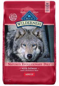 best organic dog food Blue Buffalo Wilderness High Protein Grain Free Dog Food