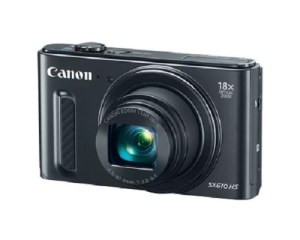 Canon Powershot vlogging camera
