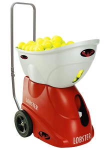 Best Tennis Ball Machine Lobster Sports - Elite One