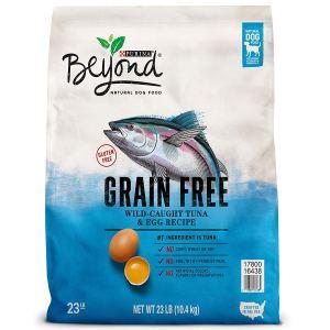 Best organic dog food Purina Beyond Grain Free Natural Recipe Adult Dry Dog