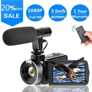SUNLEA cheap Vlogging Camera under 100