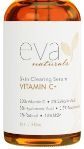 Eva Naturals Vitamin C Serum For Acne