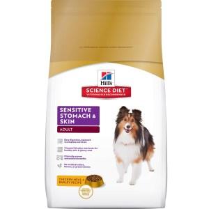 best organic dog food Hill'S Science Diet Adult Sensitive Stomach & Skin Dog Food