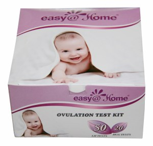 Easy@Home branded 50 Ovulation (LH) and 20 Pregnancy (HCG) Tests Review