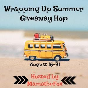 Wrapping Up Summer Giveaway Hop ~ Choice of $25 Gift Card [Ends 8/31]