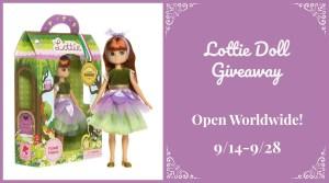 Lottie Doll Giveaway [Ends 9/28]