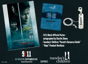 9/11 Opens In Theaters On September 8th + Giveaway [Ends 9/20]