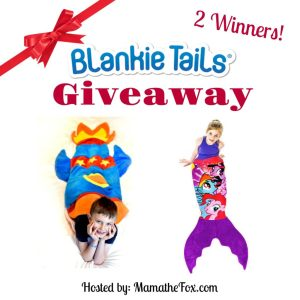Blankie Tails Giveaway ~ 2 Winners [Ends 11/14]