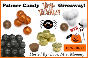 RM Palmer's Happy Halloween Candy Giveaway [Ends 10/22]