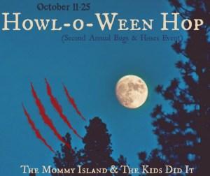 Howl-O-Ween Hop ~ $10 Amazon Gift Card Giveaway [Ends 10/25] #Halloween2017