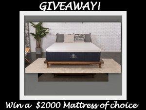 Brooklyn Bedding Aurora Mattress of Choice Giveaway (Ends 12/31)