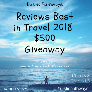 Rustic Pathways Reviews Best In Travel 2018 $500 Giveaway [Ends 1/21]