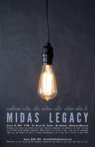 Midas Legacy poster 007 11x17 700x1082