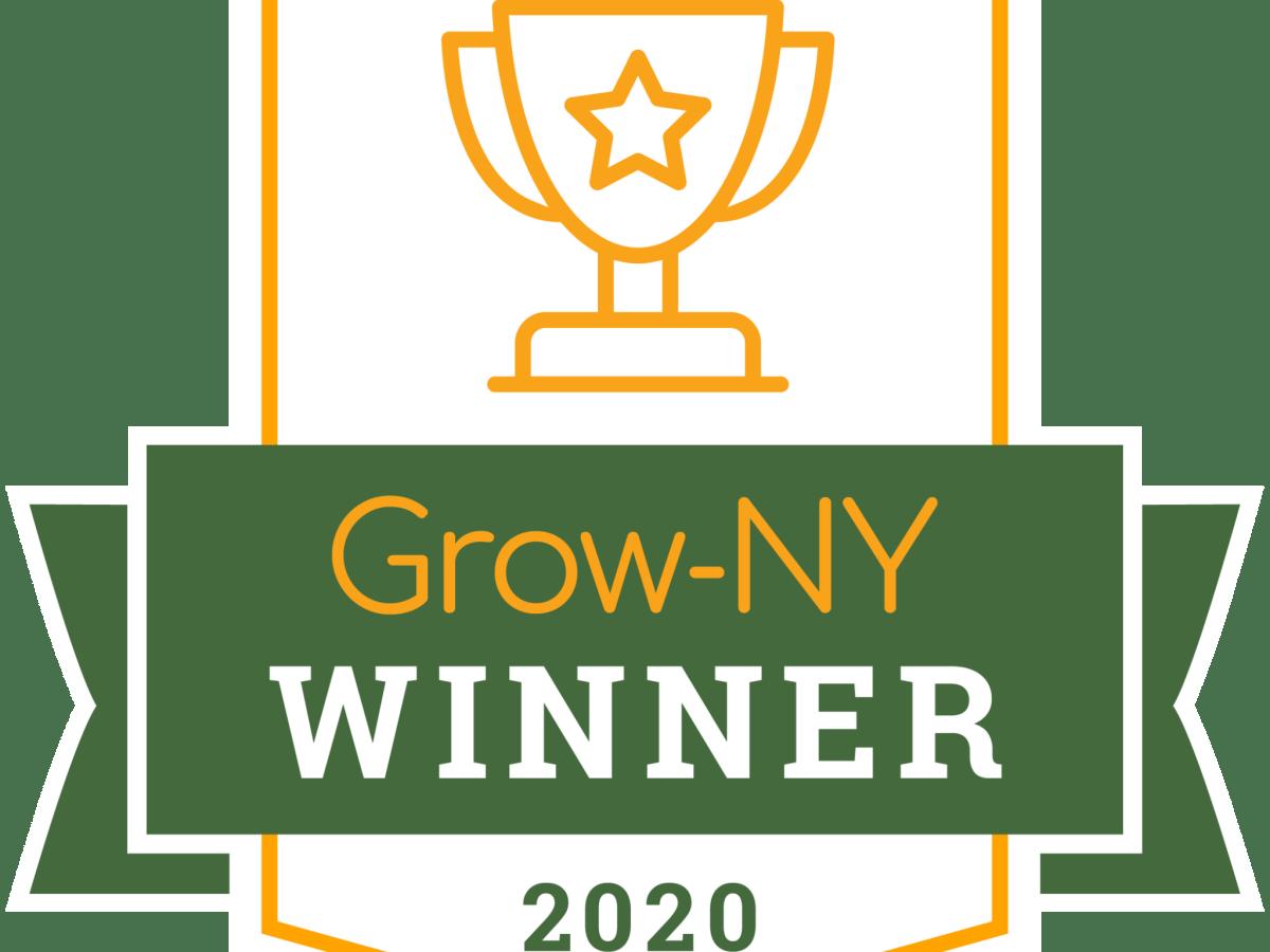 GrowNY winner