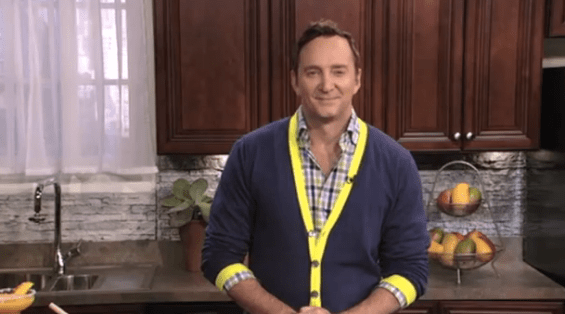"""""""The Chew's"""" Clinton Kelly talks mangoes and shares his favorite mango salsa recipe!"""
